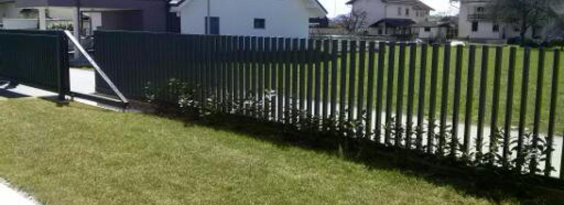 Vrtna drsna vrata