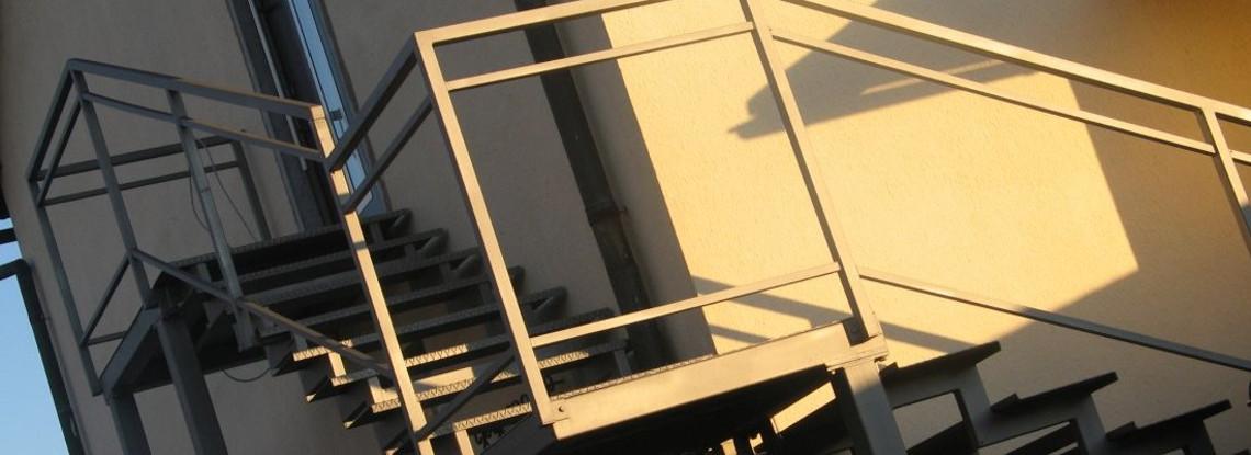 Zunanje stopnice