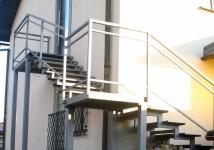 Stopnice L oblika