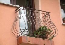 Francoski balkonček