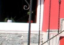 Balkonska jeklena ograja