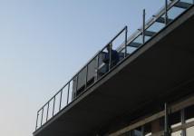 Balkonska ograja,