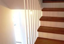 ograja na stopnicah