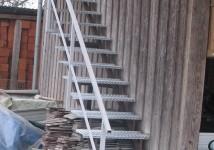 Kovinske stopnice